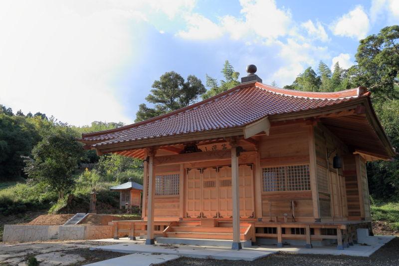 高祖寺奥の院 大日堂